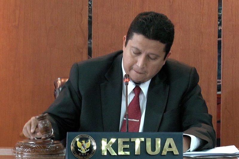 DKPP putuskan Wahyu Setiawan berhenti dari Komisioner KPU