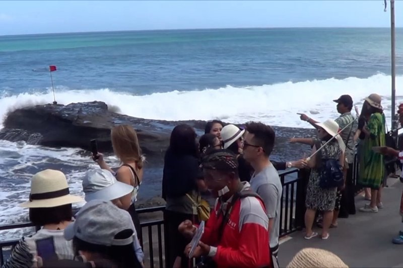Imbas virus corona, kunjungan wisatawan China ke Bali berkurang 3000 orang