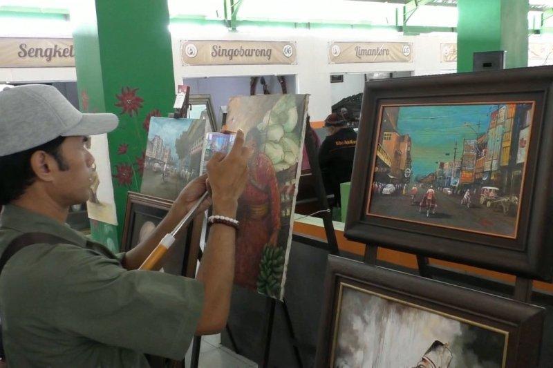 Mendongkrak wisata edukasi dengan pasar seni