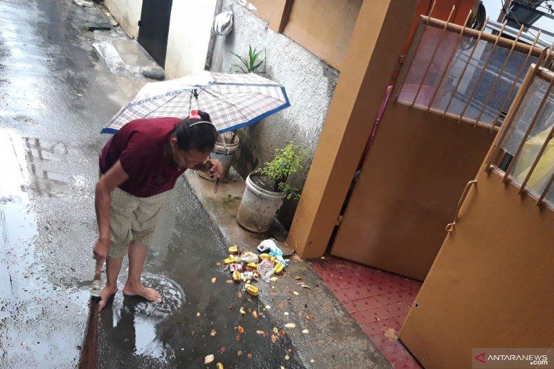 BNPB: Warga Jabodetabek waspadai intensitas hujan sedang hingga lebat