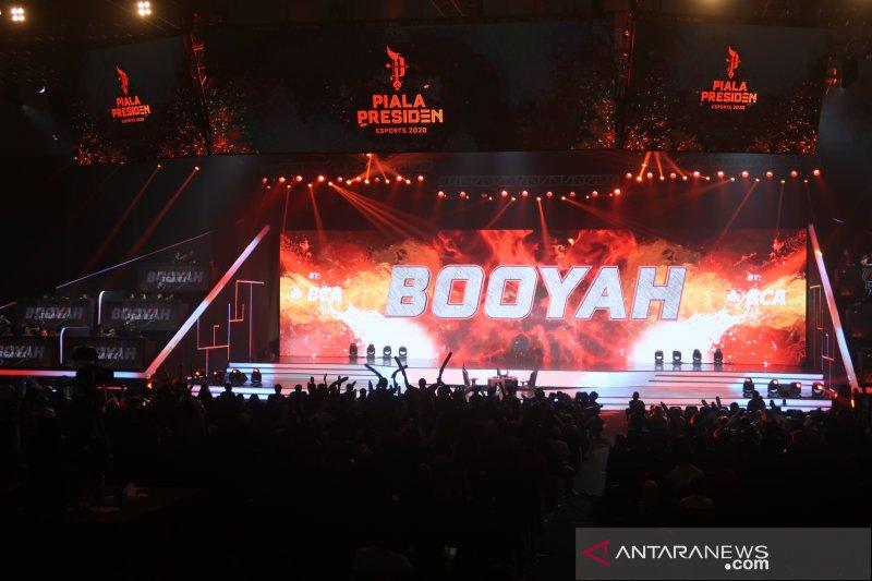 Piala Presiden Esports 2020 lahirkan tiga juara di hari pertama