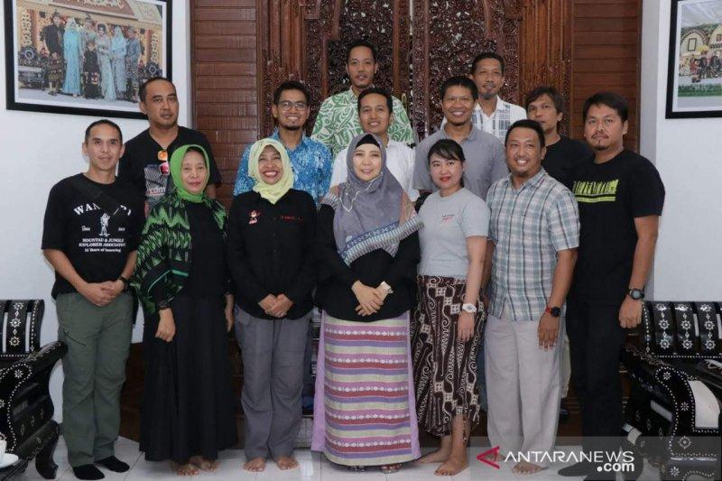 Lombok destinasi yang ideal untuk bersepeda di Indonesia