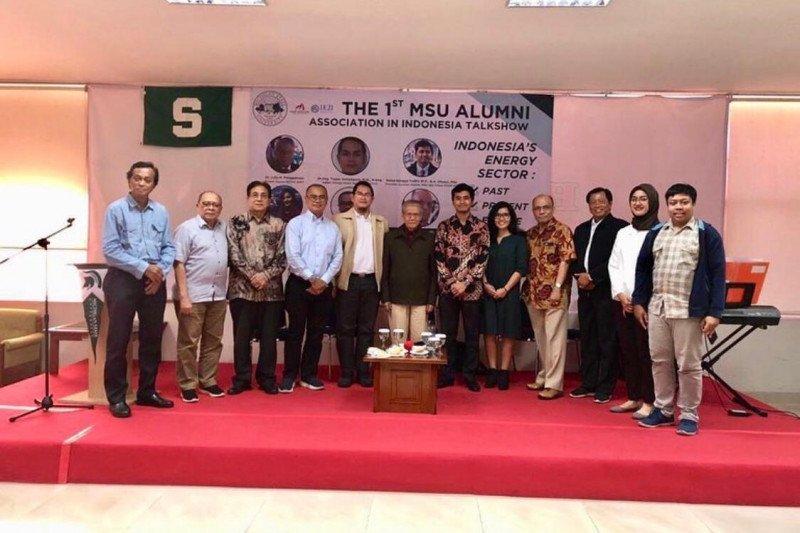 Asosiasi Alumni MSU di Indonesia minta pemerintah prioritaskan EBT