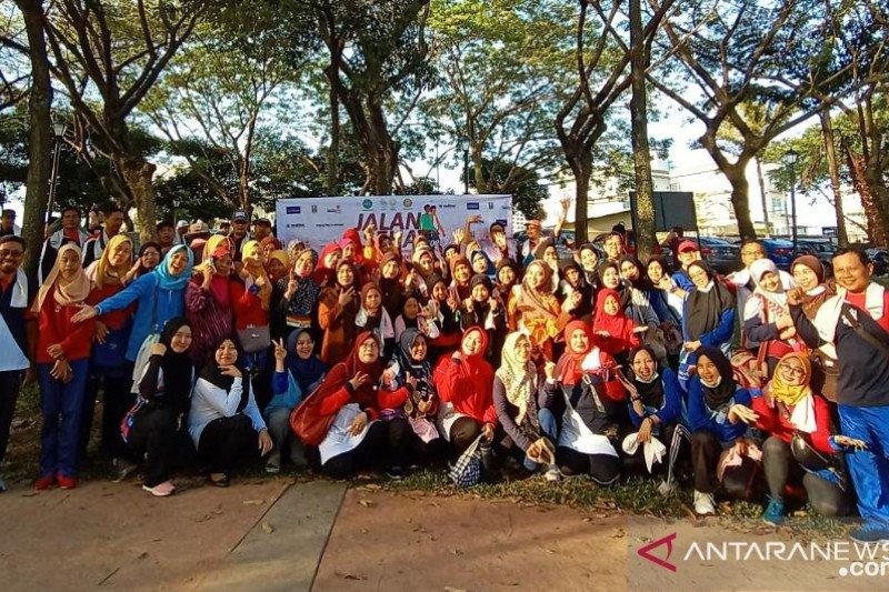 PCIM Malaysia - Bank Muamalat jalan sehat bersama WNI