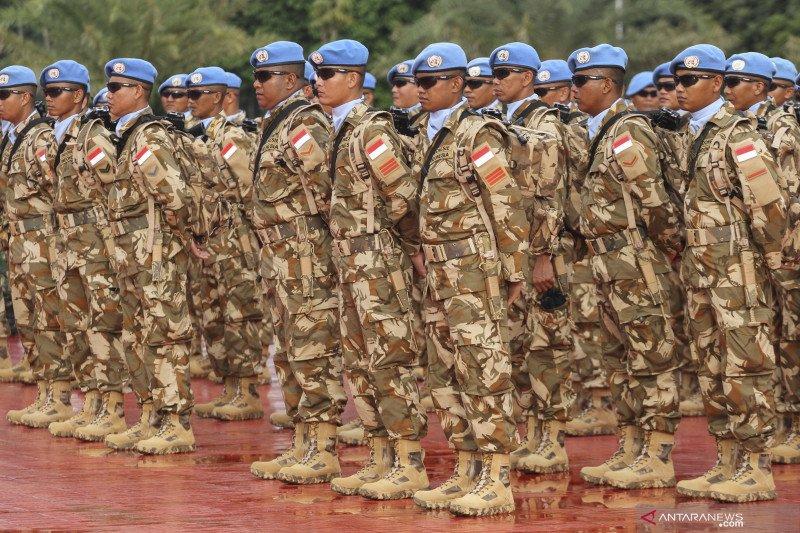 Anggota pasukan perdamaian Indonesia terbunuh di Kongo
