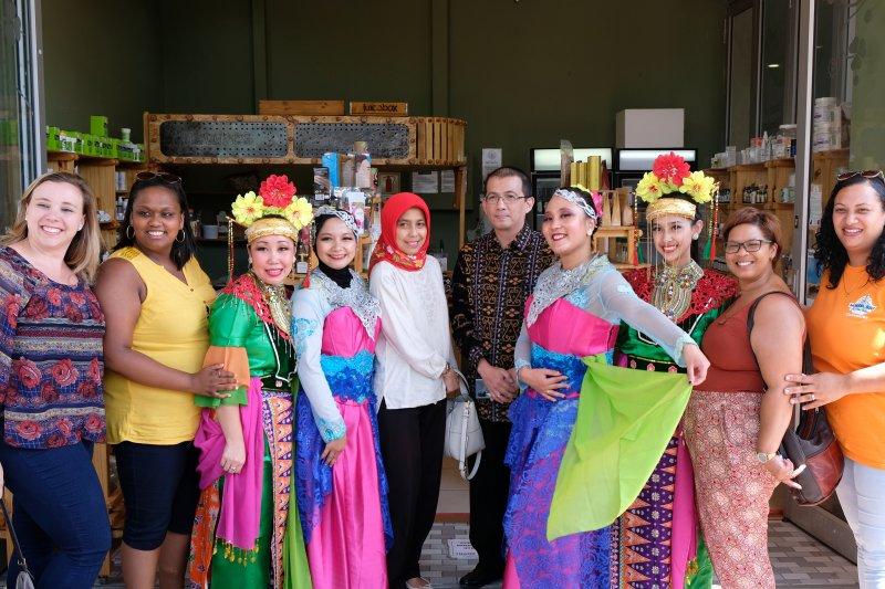 KJRI Cape Town promosikan budaya melalui Diaz Festival