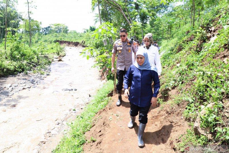 Gubernur Jatim: Karhutla penyebab banjir bandang Jember-Bondowoso
