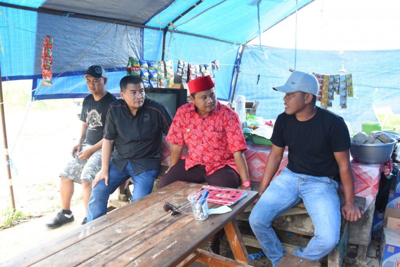 Wagub Jabar sidak galian pasir di Gunung Tampomas Sumedang
