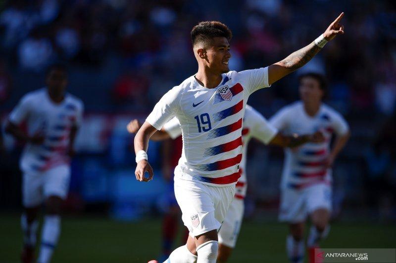 AS awali 2020 dengan atasi Kosta Rica 1-0 dalam laga persahabatan