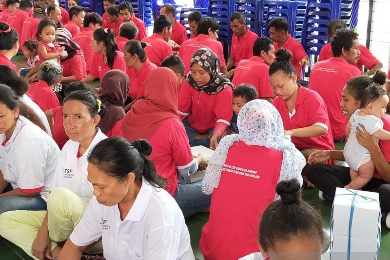 BP3TKI Nunukan minta TNI/Polri maksimalkan razia TKI ilegal