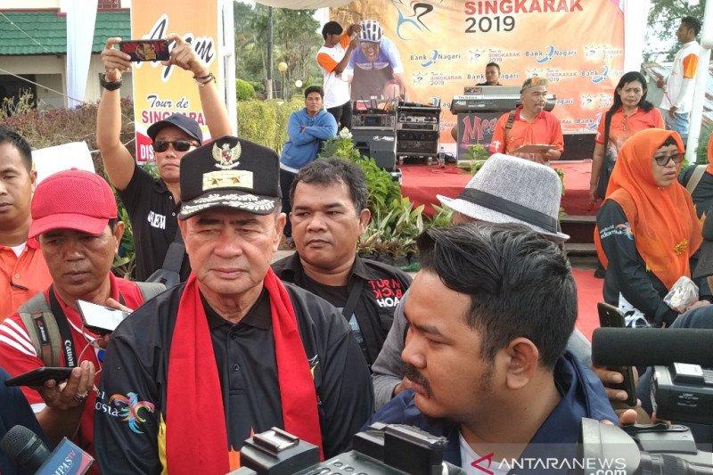 Tour de Singkarak (TdS) 2020 digelar 7-15 September