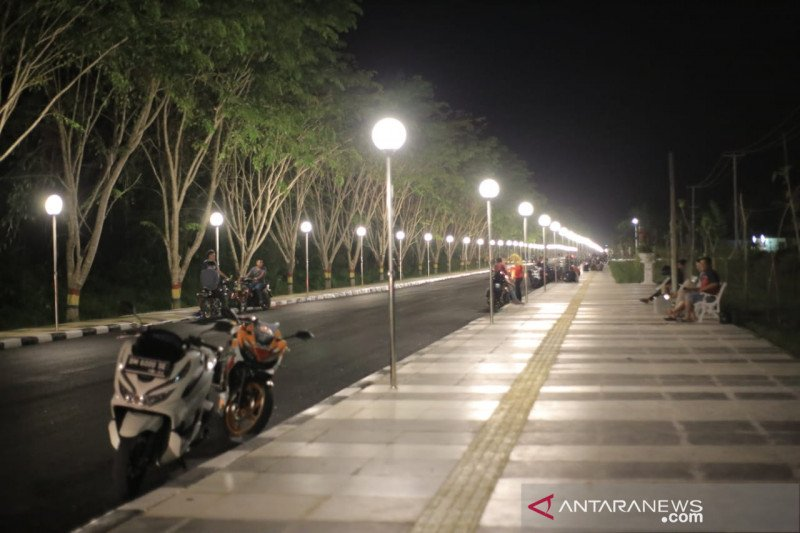 Bakal dipakai untuk Car Free Night, begini konsep Jalan Muzzafarsyah Siak