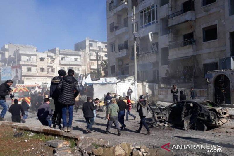 """Hari ke-41 gencatan senjata di Idlib Suriah """"aman waspada"""""""