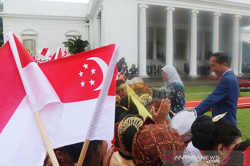 Presiden Singapura akan temui Sri Sultan di Yogya