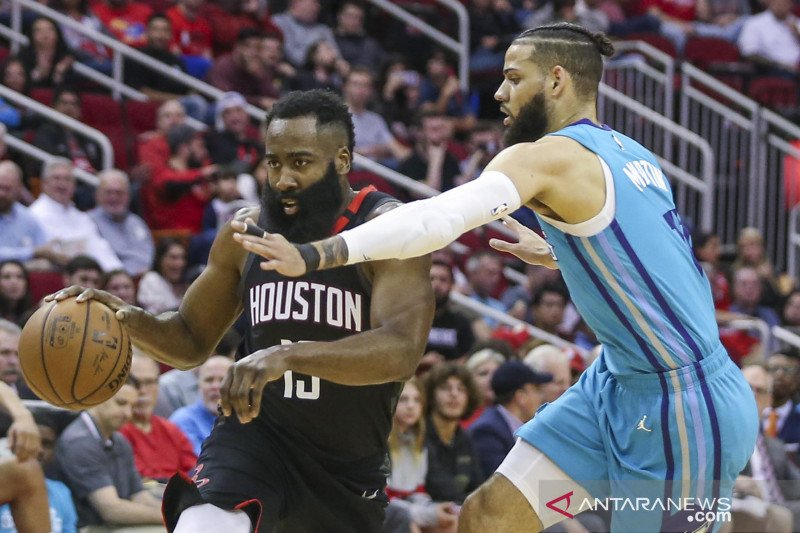 James Harden ingin fokus bersama Houston Rockets