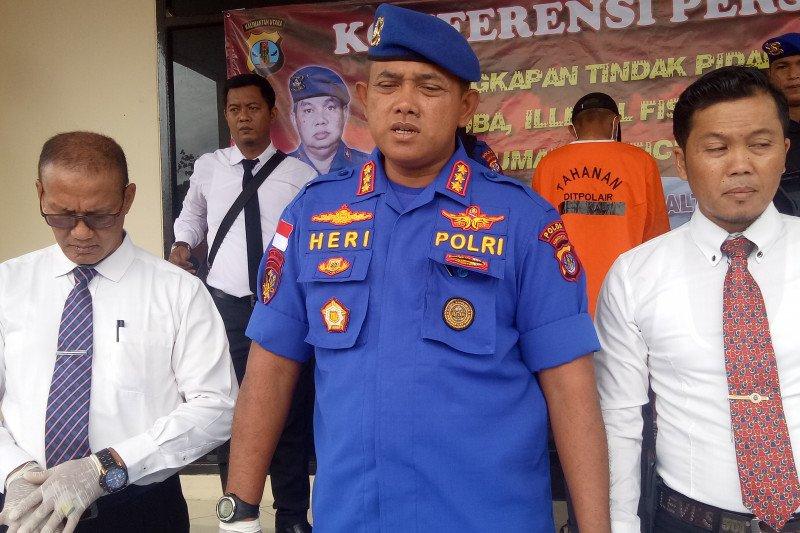 Polda Kaltara amankan WN Filipina terkait kasus