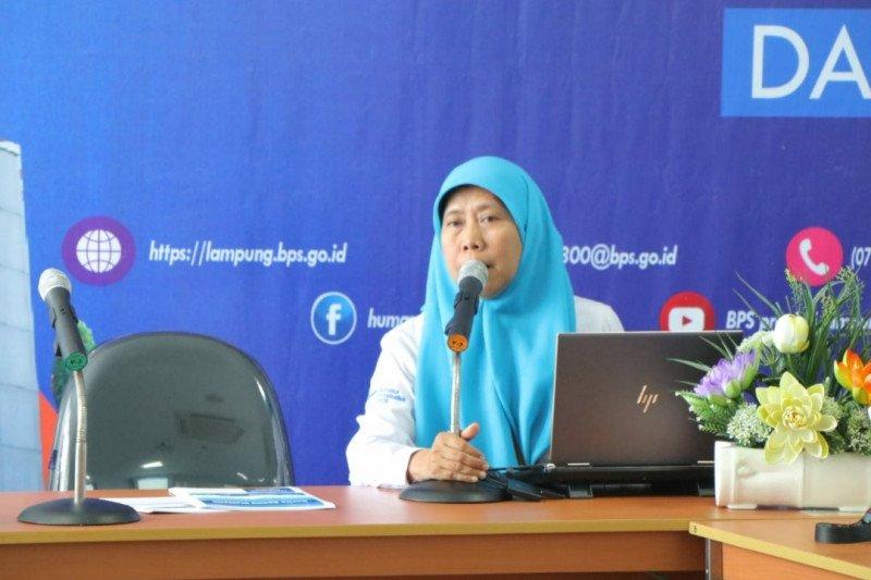 Pertumbuhan ekonomi Lampung 5,27 persen pada 2019