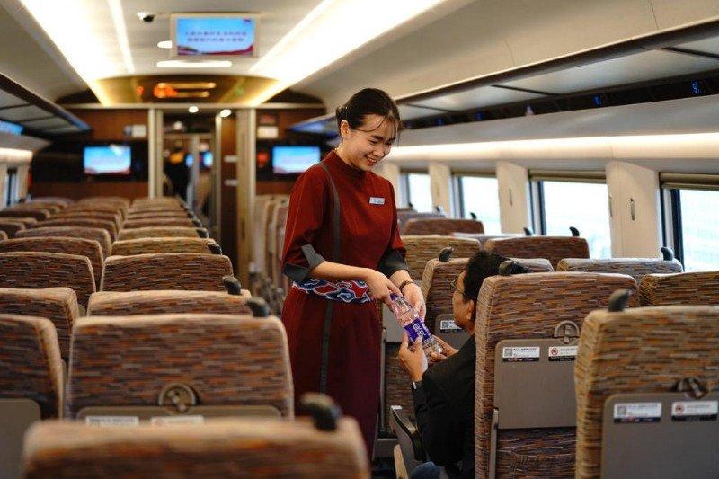 Operasional 2021, Kereta cepat Jakarta-Bandung buka lowongan untuk 2.400 orang