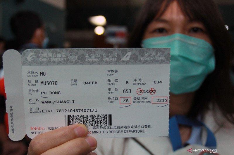 Soekarno-Hatta International Airport suspends flights to China
