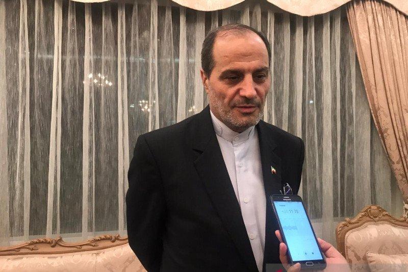 Dubes Iran harap Presiden Rouhani dapat kunjungi Indonesia tahun ini