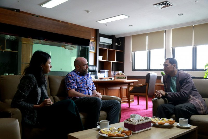DPRD Jabar belajar ilmu manajemen kesehatan dari Kedubes Inggris