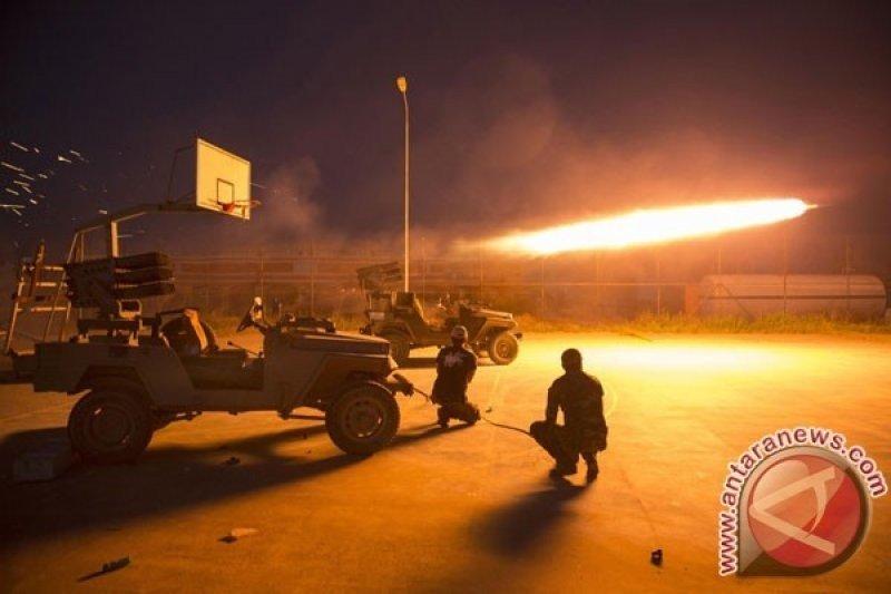 Roket gempur pangkalan AS di Irak Utara