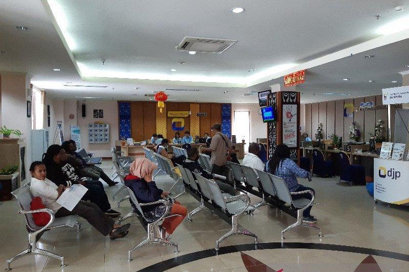KPP Pratama Jayapura dorong peningkatan layanan kerja sama dengan pemda