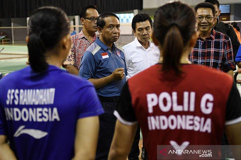 Soal Thomas-Uber 2020, Susy: Indonesia berpeluang jadi juara grup