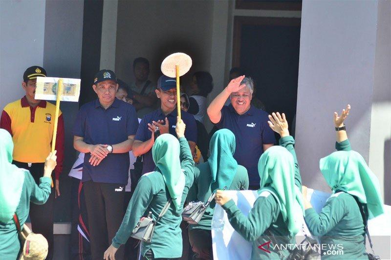 Bupati buka porseni meriahkan HUT ke-60 Kabupaten Pinrang