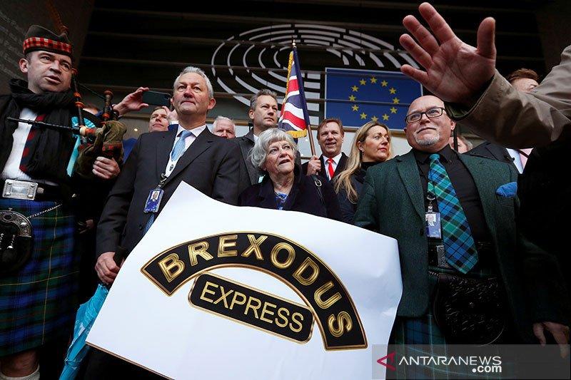 Inggris teken perjanjian dagang besar pertama pasca-Brexit