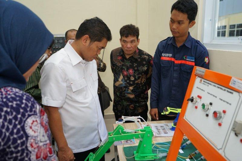 Kemenperin fasilitasi penyediaan tenaga kerja industri yang kompeten