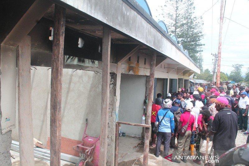 Wamen PUPR sebut renovasi bangunan kerusuhan rampung sebelum April