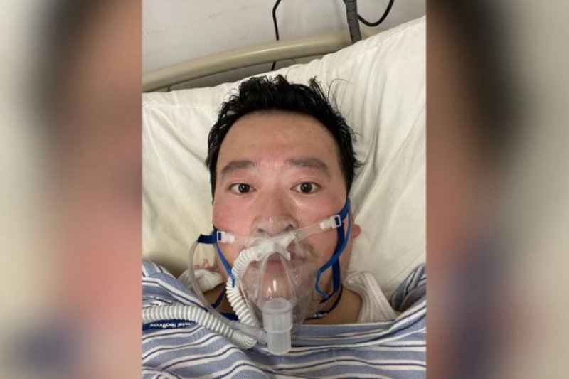 Dokter China pertama kali ungkap corona meninggal