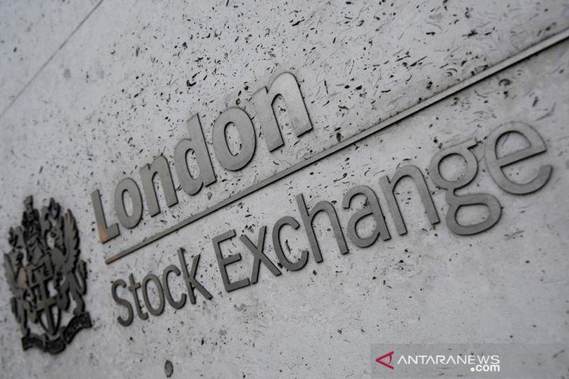 Saham Inggris naik lagi, indeks FTSE 100 bertambah 0,83 persen