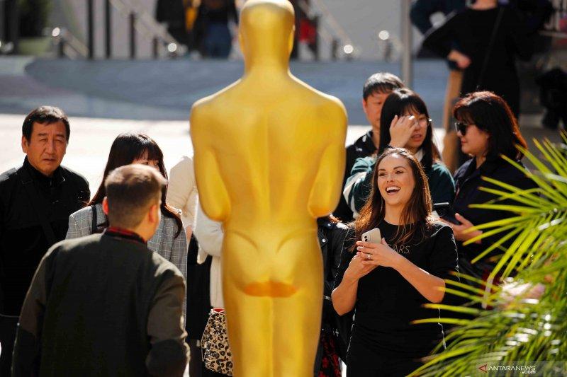 "Film ""Parasite"" menang di Oscar, warga Korsel merayakannya"