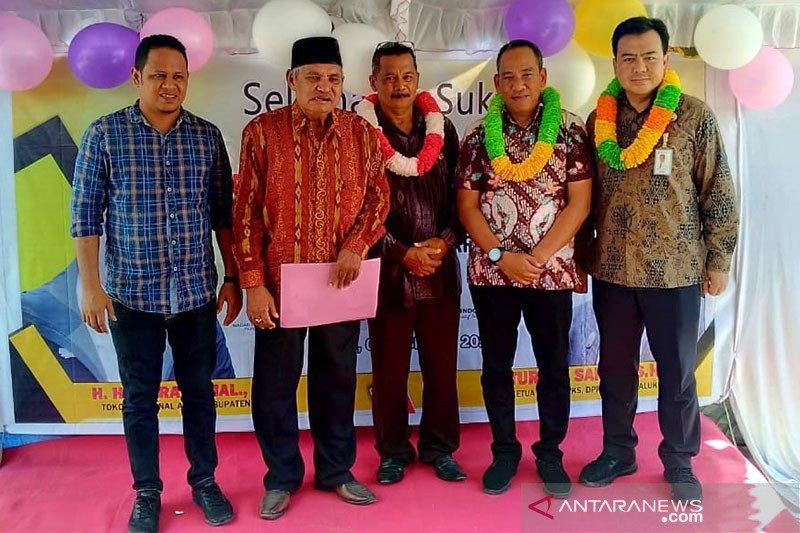 Yayasan BUMN Hadir untuk Negeri resmikan jembatan di Maluku