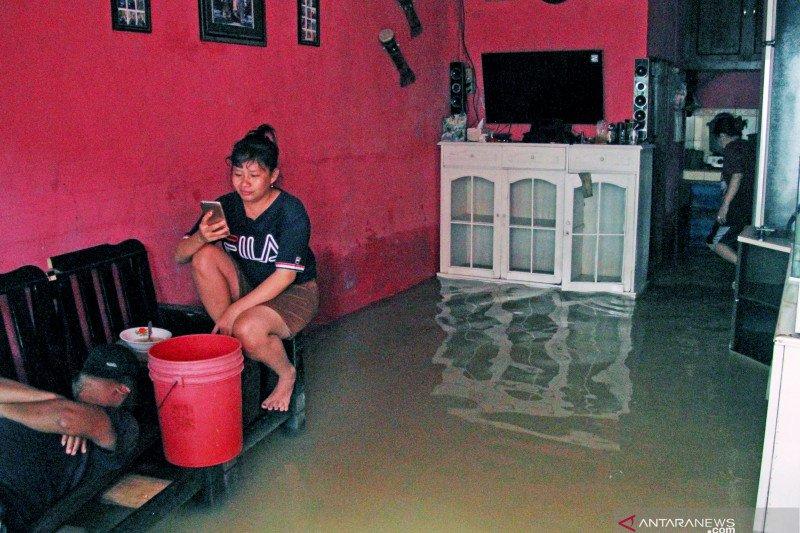 Banjir kembali sambangi warga Jakarta