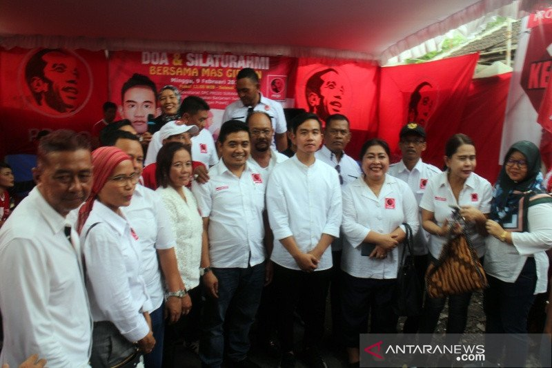 Sekjen DPP Projo berpesan Gibran agar setia di garis rakyat
