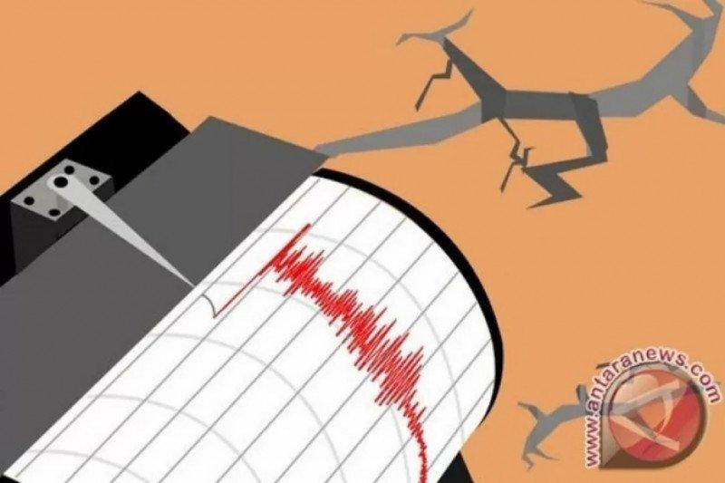 Gempa Papua Nugini dengan magnitudo 6,2