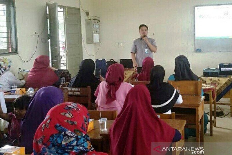 BPJamsostek lindungi 134 pelajar SMK Magang