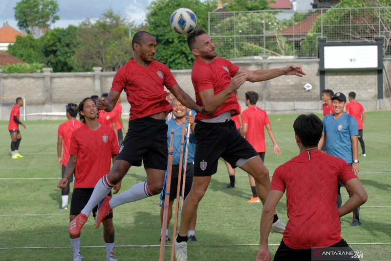 Teco maksimalkan penundaan Liga 1 untuk matangkan tim