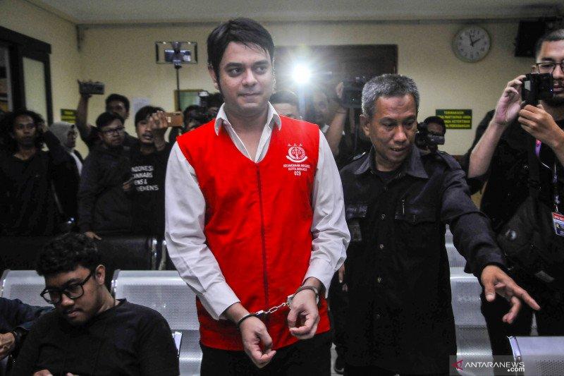 Pengacara kaget Rio Reifan kembali diciduk karena narkoba