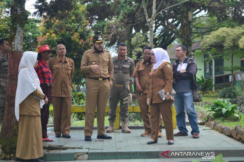 Padang Panjang Mayor plans to provide creatif space in city park