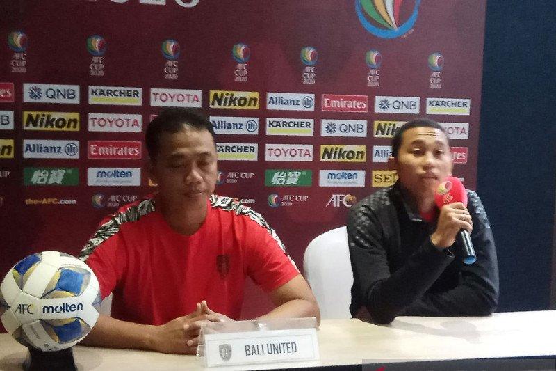 Bali United bertekad untuk kalahkan Than Quang