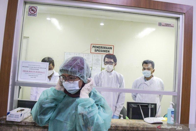 Satu kasus di NTB, laboratorium Balitbangkes handal deteksi virus corona terstandar WHO