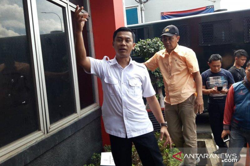 Polisi periksa CCTV dari berbagai penjuru Rutan Cipinang