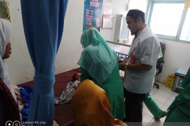 Masih ingat kasus kepala bayi tersayat alat medis di RSUD Dharmasraya, ternyata begini akhirnya