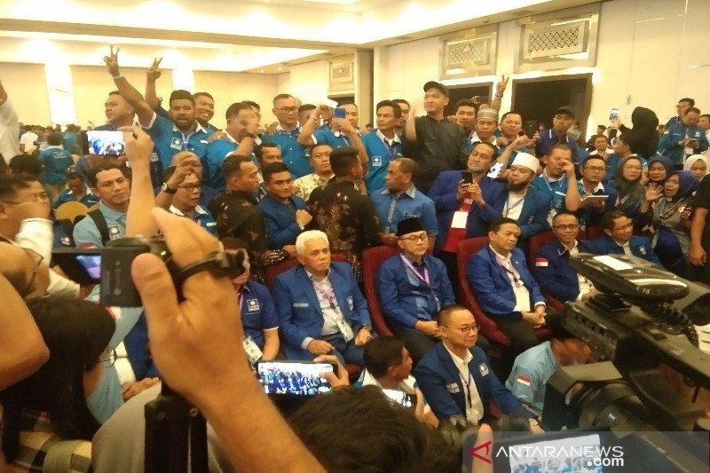 Zulkifili Hasan kembali terpilih sebagai Ketua Umum DPP PAN