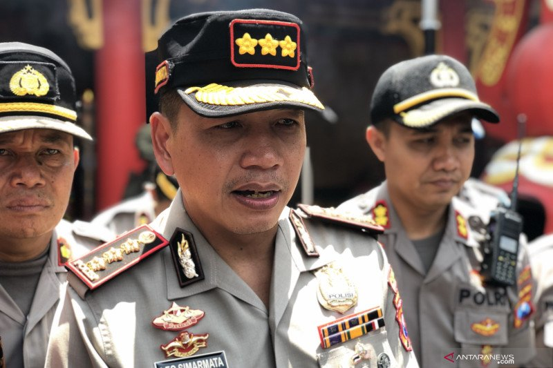 Polisi tetapkan dua tersangka kasus perundungan anak di Kota Malang