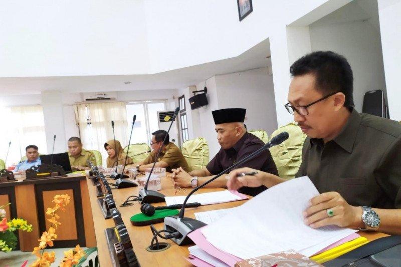 Zona rawan bencana akan dibahas dalam Raperda RTRW Palu